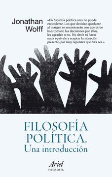 portada Filosofía Política: Una Introducción