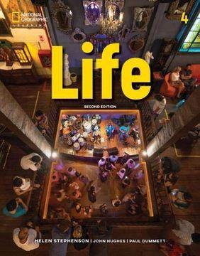 portada Life 4 With web app (Life, Second Edition (American English)) (libro en Inglés)