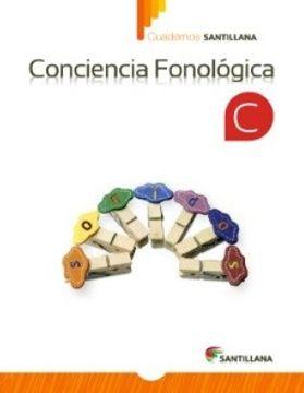 portada Cuaderno de Conciencia Fonológica c - 1° Básico