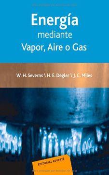 portada Energía Mediante Vapor, Aire o gas
