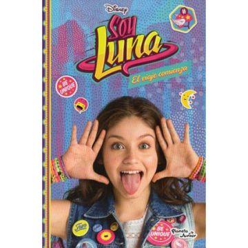 portada Soy Luna: El Viaje Comienza