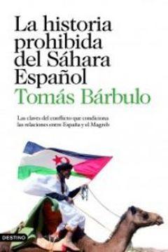 portada la historia prohibida del sahara español
