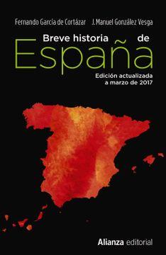 portada Breve Historia de España