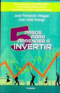 portada 5 Pasos Para Aprender a Invertir