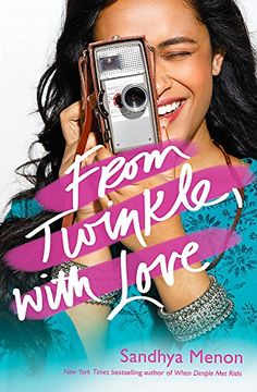 portada From Twinkle, With Love [Paperback] [Jan 01, 2018] Sandhya Menon (libro en inglés)