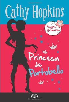 portada 3 - Princesa de Portobello - Amigas y Amores (libro en Inglés)