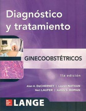 portada Lange Diagnostico y Tratamiento Ginecoobstetricos
