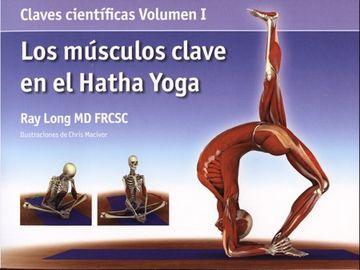 portada Los Músculos Clave en el Hatha Yoga