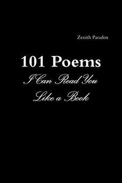 portada 101 Poems: I can Read you Like a Book (libro en inglés)