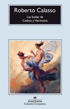 portada Las Bodas de Cadmo y Harmonía (Cm)