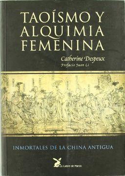 portada Taoismo y Alquimia Femenina