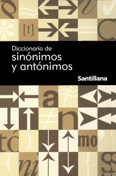 portada Diccionario de Sinónimos y Antónimos