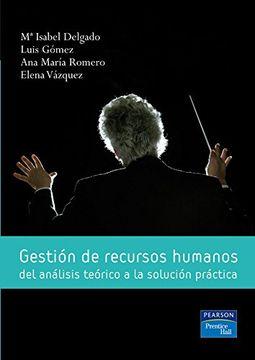 portada Gestión de Recursos Humanos: Del Análisis Teórico a la Solución Práctica