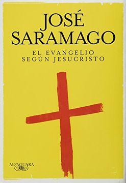 portada El Evangelio Segun Jesucristo
