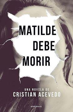 portada Matilde Debe Morir