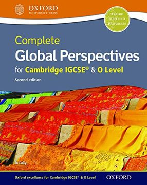 portada Complete Global Perspectives for Cambridge Igcse (Cie Igcse Complete Series) (libro en inglés)
