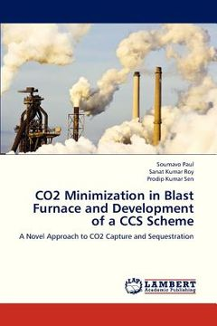 portada co2 minimization in blast furnace and development of a ccs scheme