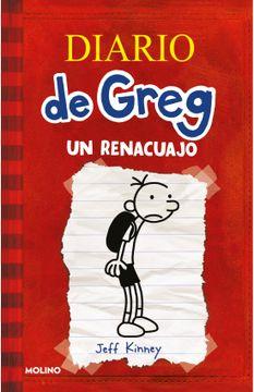 portada Diario De Greg 1: Un Renacuajo