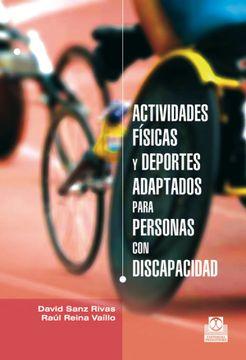 portada Actividades Físicas y Deportes Adaptados Para Personas con Discapacidad