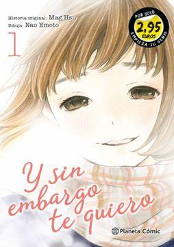 portada Sm y sin Embargo te Quiero nº 01