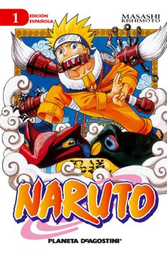 portada Naruto nº 01