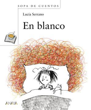 portada En Blanco (Primeros Lectores (1-5 Años) - Sopa de Cuentos)