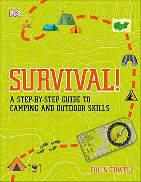 portada Survival!  A Step-By-Step Guide to Camping and Outdoor Skills (libro en Inglés)