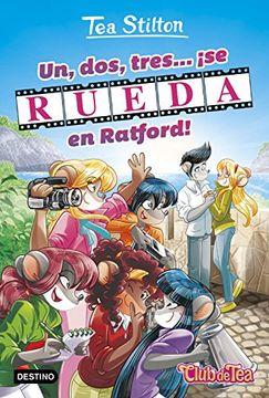 portada Un, Dos, Tres...¡ Se Rueda en Ratford!
