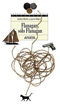 portada Flanagan, Sólo Flanagan