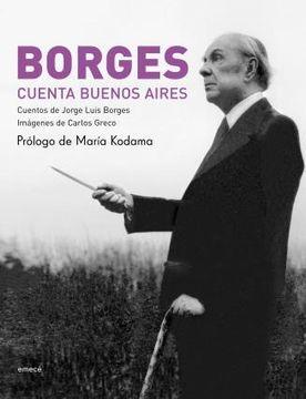 portada Borges Cuenta Buenos Aires