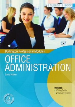 portada Office Administration sb gm Ed. 13 Burlington