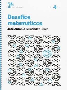 portada Cuadernos Desafíos Matemáticos 4