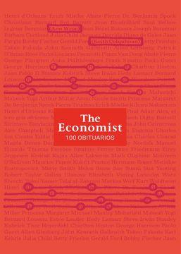 portada The Economist 100 Obituarios