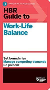 portada Hbr Guide to Work-Life Balance (libro en Inglés)