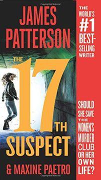 portada The 17Th Suspect (Women's Murder Club) (libro en Inglés)