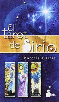 portada El Tarot de Sirio (78 Cartas)
