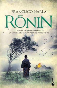 portada Ronin (Booket Logista)