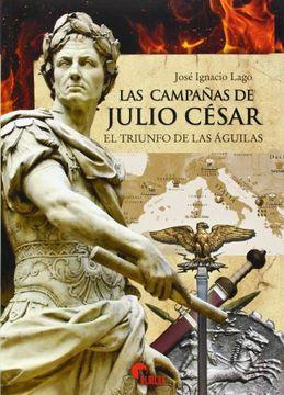 portada Las Campañas de Julio Cesar