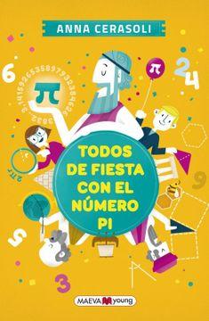 portada Todos de Fiesta con el Numero pi