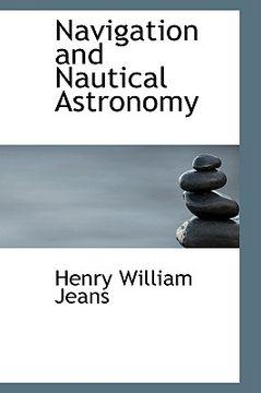 portada navigation and nautical astronomy