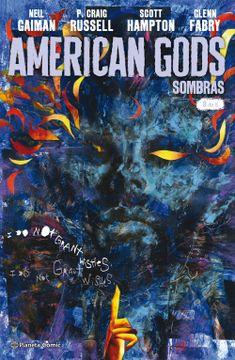 portada American Gods Sombras nº 08/09