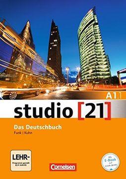 portada Studio 21 a1 Band 1 Libro de Curso (Incluye cd) (libro en Alemán)
