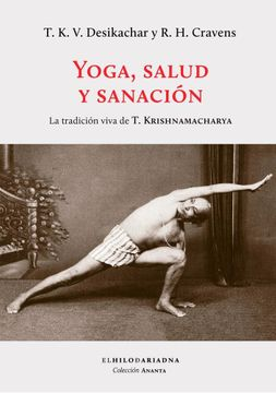 portada Yoga, Salud y Sanacion