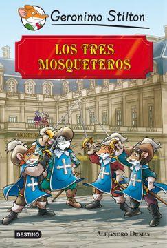 portada Los Tres Mosqueteros