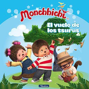 portada El Vuelo de los Tsurus (Monchhichi)