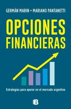 portada Opciones Financieras. Estrategias Para Operar en el Mercado Argentino