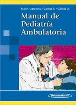 portada Manual de Pediatria Ambulatoria