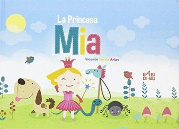 portada La princesa Mia