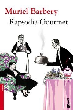 portada Rapsodia Gourmet Nê2401. Booket.