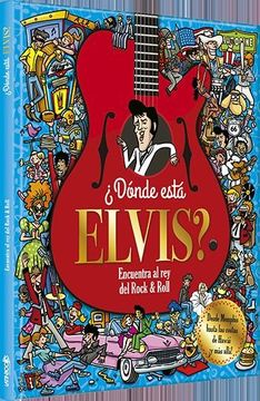 portada Donde Esta Elvis?
